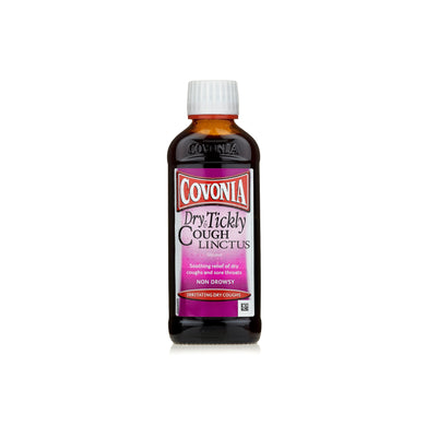 Covonia Dry & Tickly Cough Linctus 150 ml