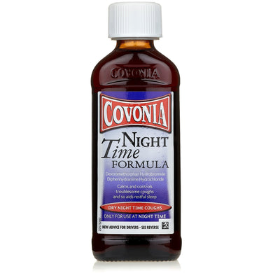 Covonia Night Time Formula 150 ml