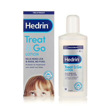 Hedrin Treat & Go Lotion  250 ml