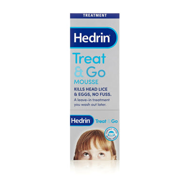 Hedrin Treat & Go Mousse  100 ml