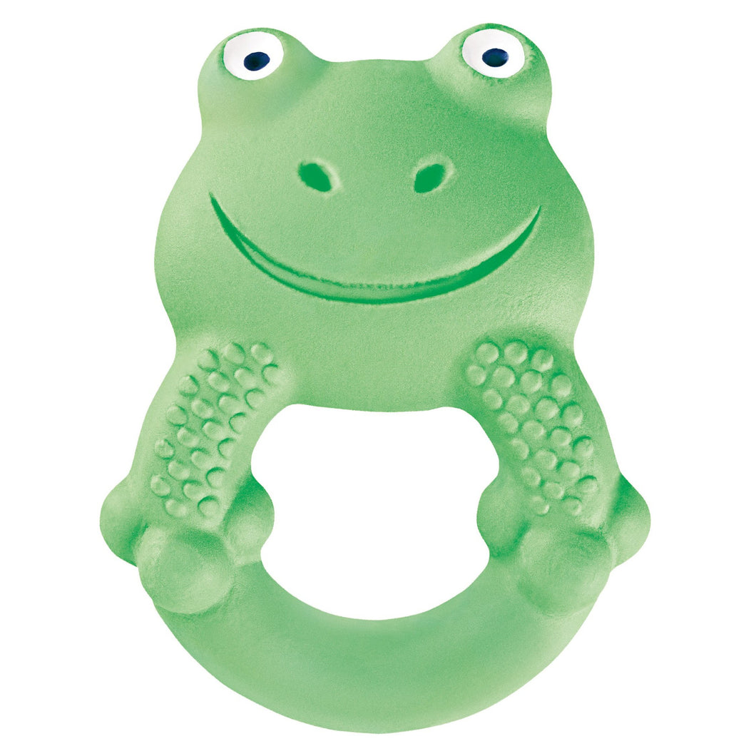 MAM Teething Friend - Max the Frog (4m+)