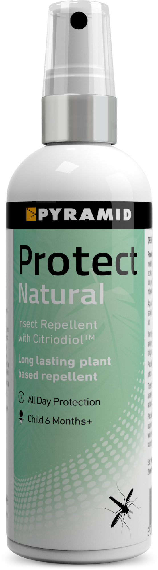 Pyramid Protect Natural Insect Repellent 100ml