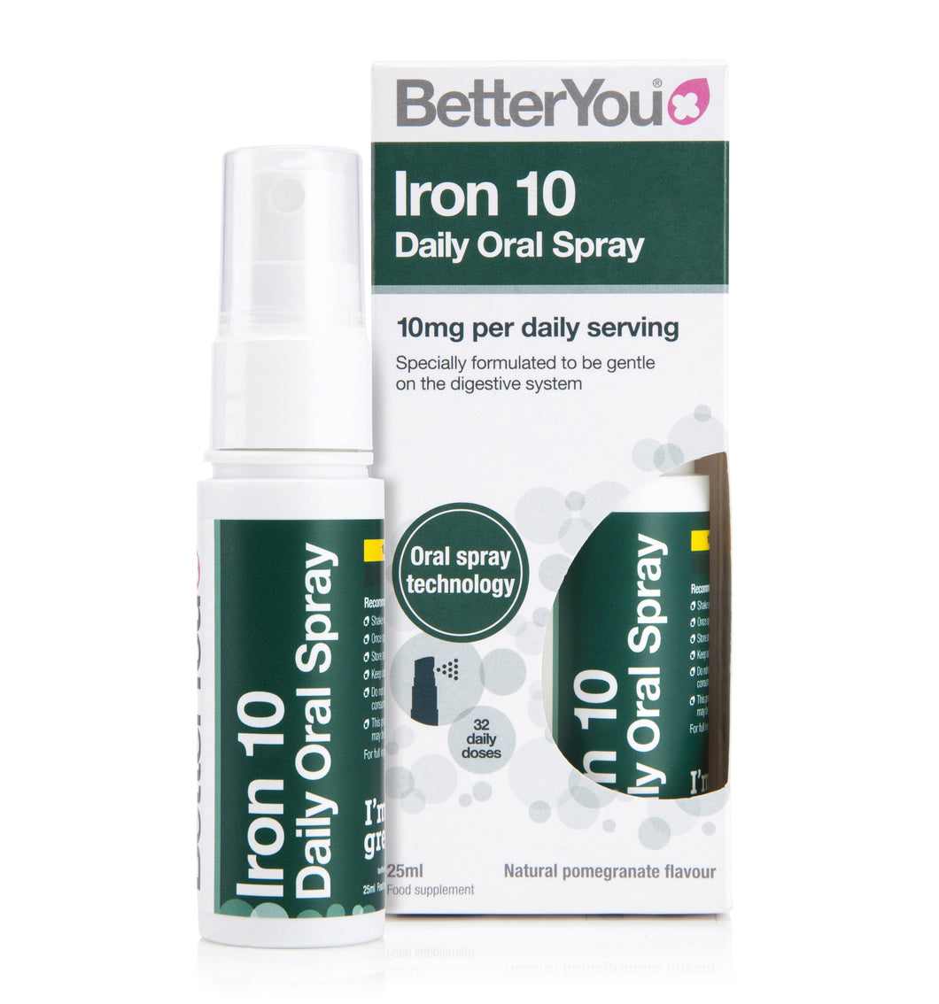 BetterYou Iron 10