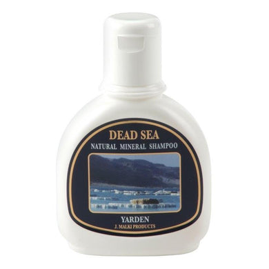 Malki - Dead Sea Natural mineral shampoo - 300ml