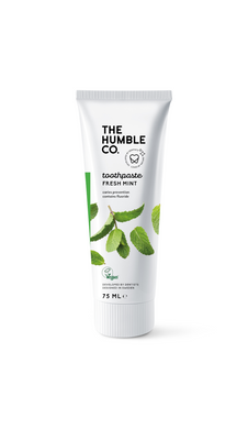 The Humble Co Natural Toothpaste 75ml - Freshmint