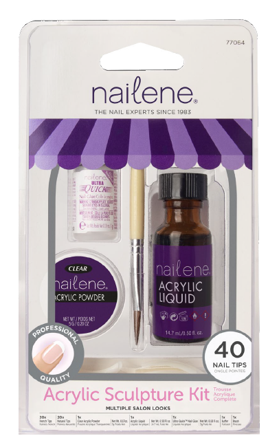 Nailene Acrylic Sculpture Kit