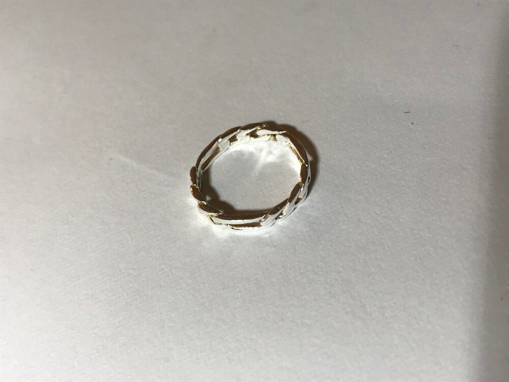 Ave Ring  Silver