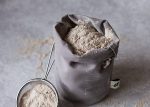 How to store flour so it stays fresh?