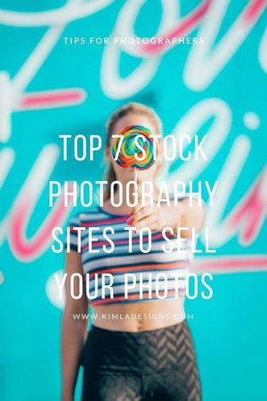Sunglasses - Top 7 Stock Photography Sites to Sell Your Photos
