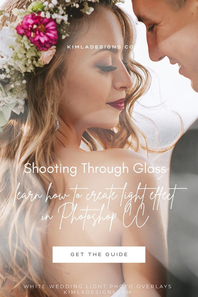 Shooting Through Glass Overlays and Quick Tutorial