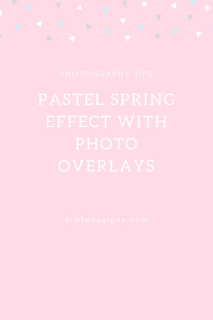 How to achieve Pastel Spring Effect with Photo Overlays quick Photoshop CC Tutorial