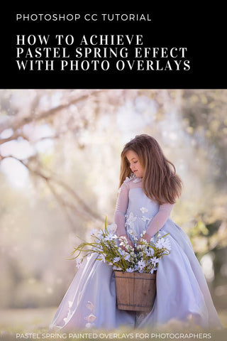 Clothing - Pastel Spring Photo Overlays