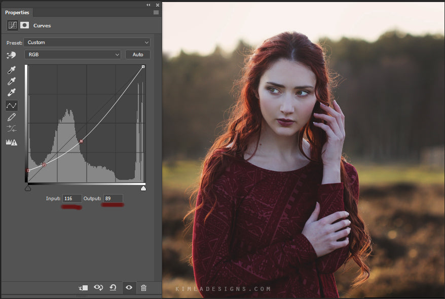 Person - How to Create Matte Effect in Photoshop