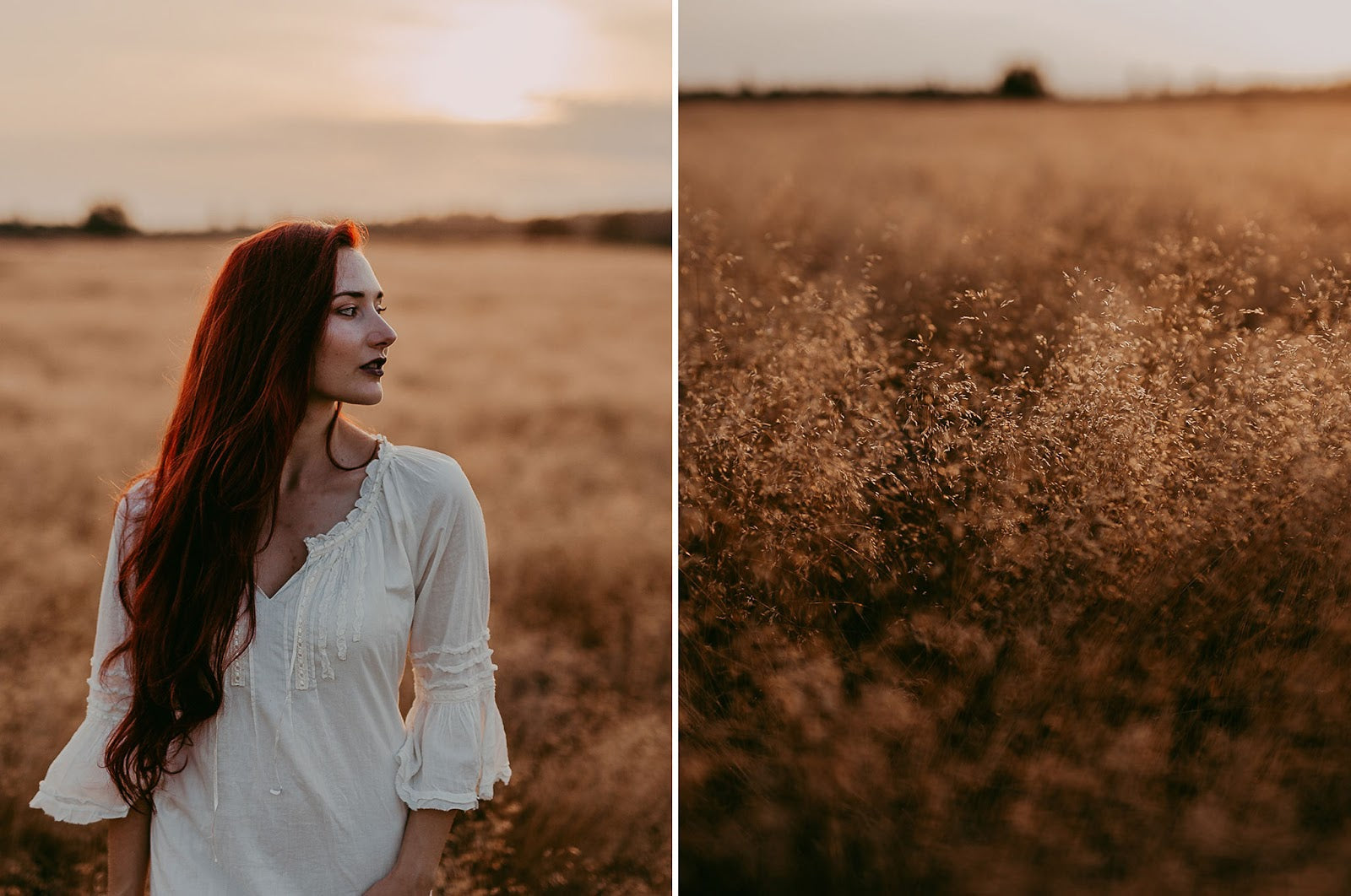 Clothing - Tips for Shooting at Golden Hour