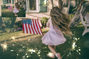 4th of July Bundle Offer Photo Overlays