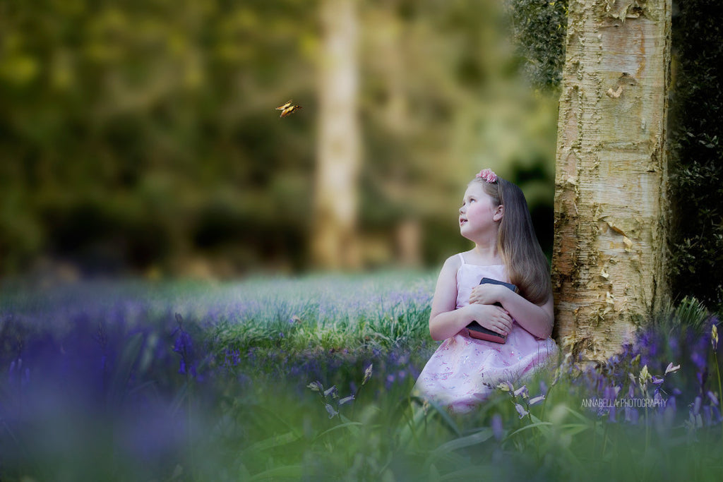 Bluebells Photo Overlays + Free Gift - Kimla Designs  Quality Editing Tools for Creative Photographers, Photo Overlays, Textures, Photoshop Actions and Templates.