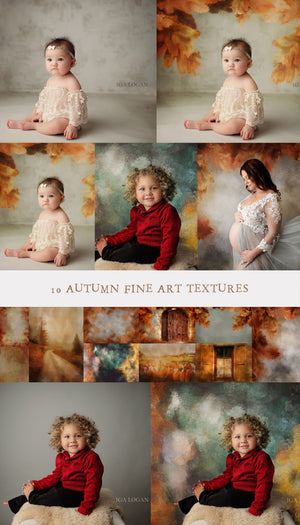 Autumn Fine Art Textures 01