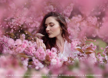 Load image into Gallery viewer, English Orchard vol. 2 Cherry Blossom Overlays + Free Gift - Photoshop Overlays, Digital Backgrounds and Lightroom Presets