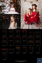 Load image into Gallery viewer, Festive Lights Photo Overlays - Photoshop Overlays, Digital Backgrounds and Lightroom Presets