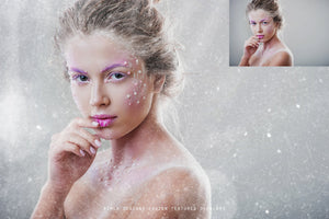 Frozen Textures - Kimla Designs  Quality Editing Tools for Creative Photographers, Photoshop Overlays, Textures, Photoshop Actions and Templates.