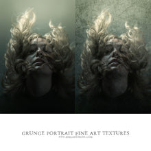 Load image into Gallery viewer, Grunge Portrait Textures