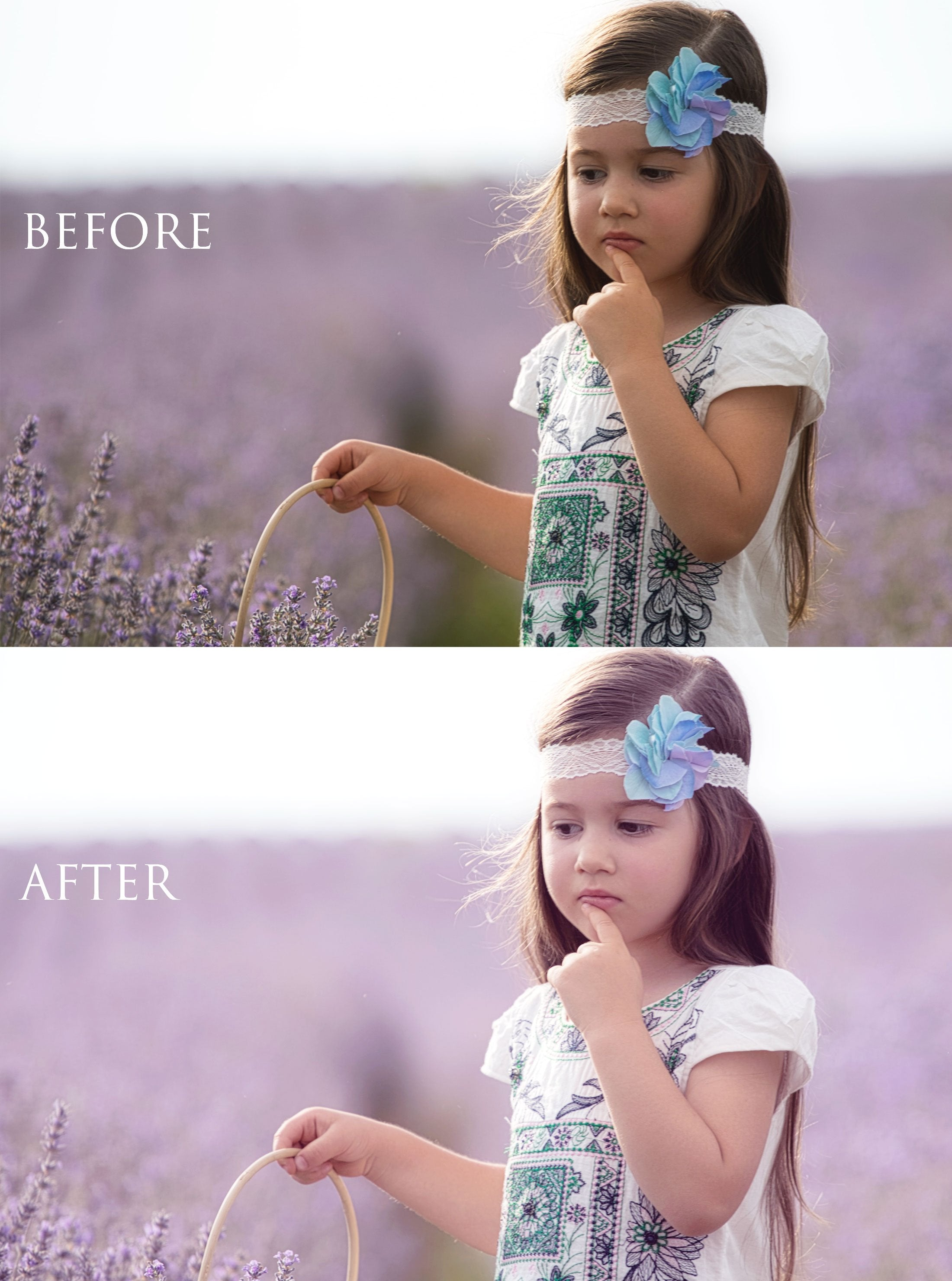 Light & Airy PS Actions