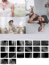 Load image into Gallery viewer, Light & Airy Glamour Photo Overlays