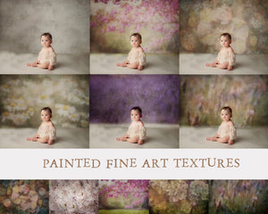 Painted Fine Art Textures