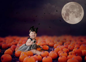 Pumpkin Patch Digital Backdrops & Overlays - Photoshop Overlays, Digital Backgrounds and Lightroom Presets