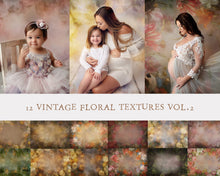 Load image into Gallery viewer, Floral Fine Art Textures VOL.2