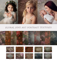 Load image into Gallery viewer, Floral Fine Art Textures