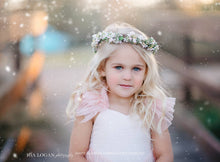 Load image into Gallery viewer, White Blossom Photo Overlays - Photoshop Overlays, Digital Backgrounds and Lightroom Presets