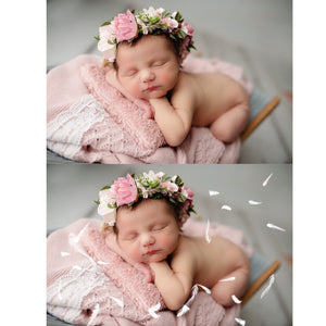 Angelic Photo Overlays