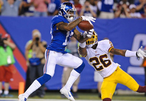 My Thoughts: Redskins Review and Bills Preview | Odell Beckham Jr