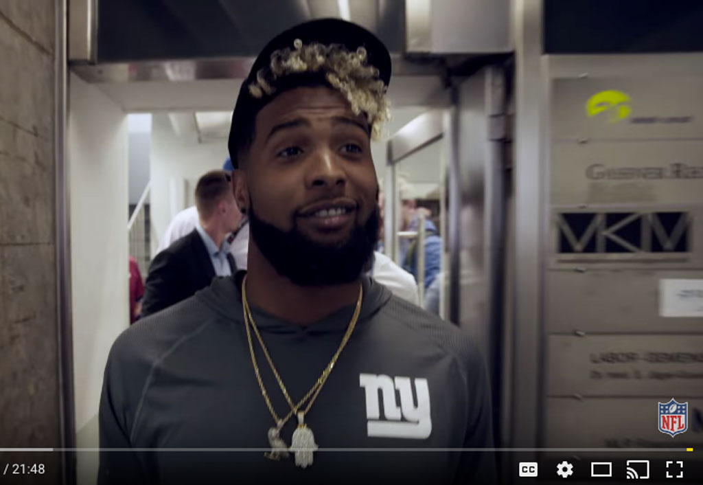 Going Global to Munich, Germany | Odell Beckham Jr