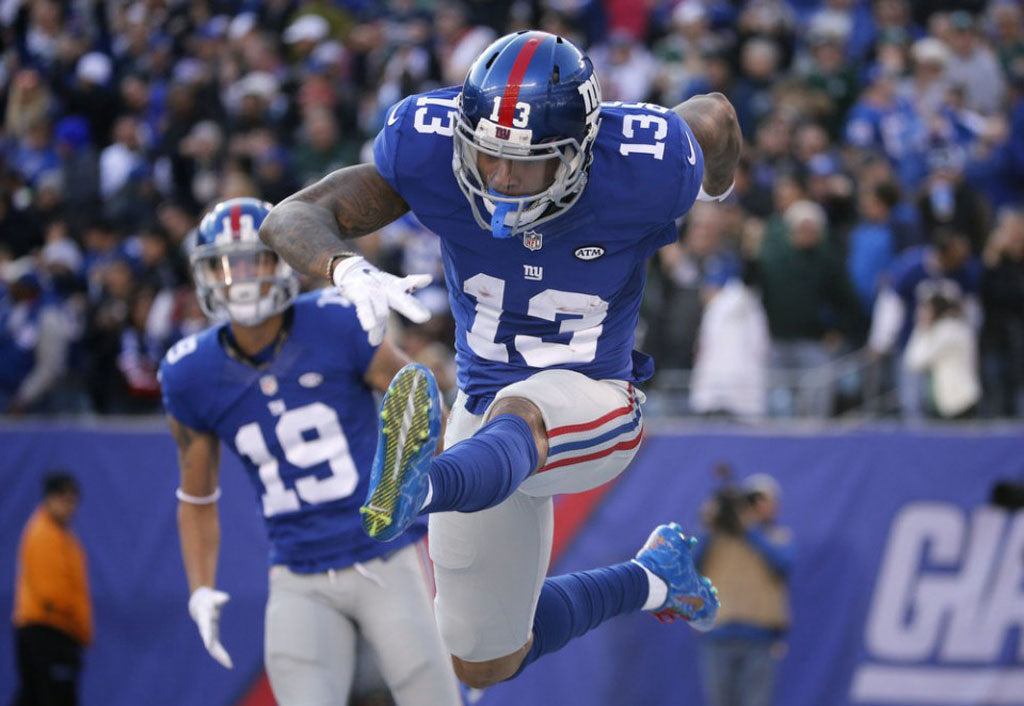 Odell Beckham Jr. named to NFL.com's All-Under-25 Team | Odell Beckham Jr