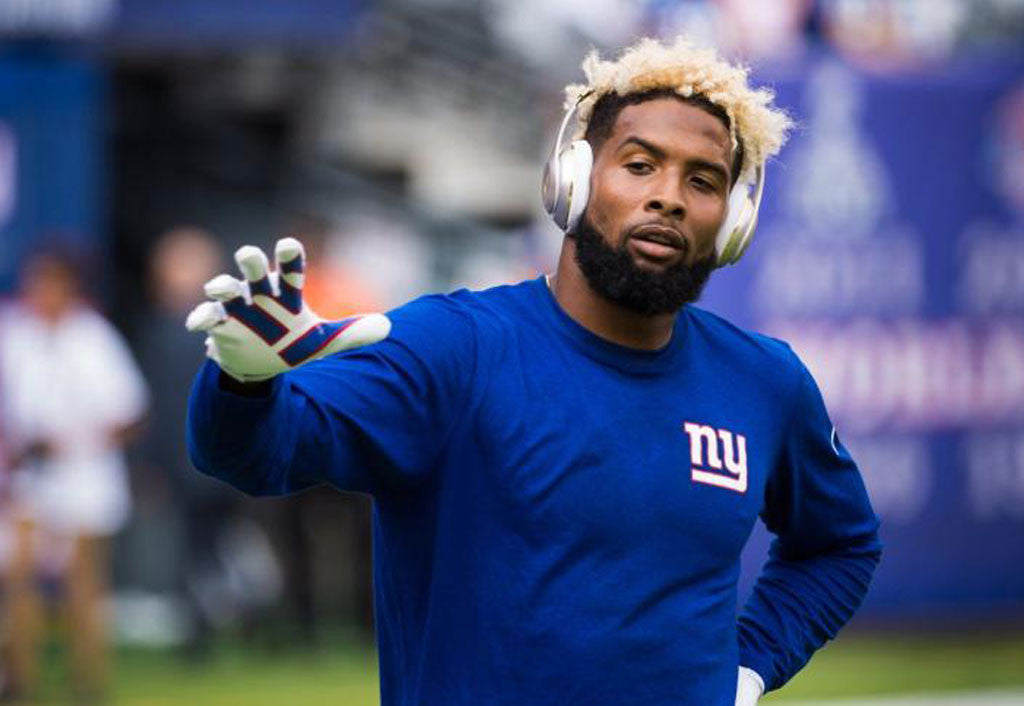 Can Odell Beckham Jr. of the New York Giants be the best wide receiver in the NFL? | Odell Beckham Jr