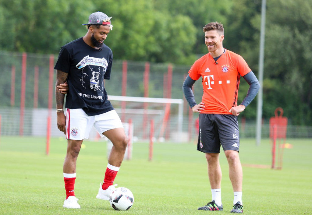 Kicking It With FC Bayern Munich