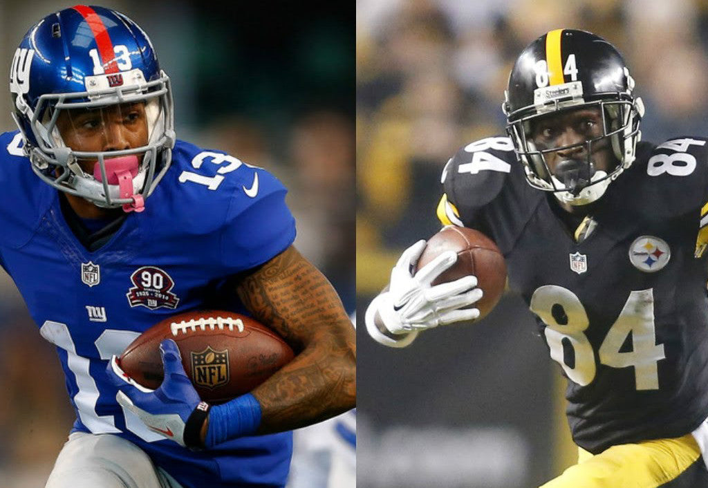 A Giants-Steelers Showdown Means a Beckham-Brown Showcase | Odell Beckham Jr