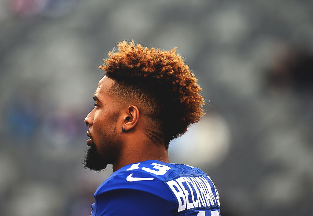 New York Giants' Odell Beckham Jr. Learning to Lead by Example | Odell Beckham Jr