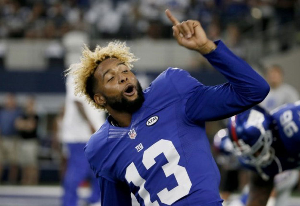Odell Beckham Jr. Finds His Way On AskMen's Top 49 'Boss List' of 2015 | Odell Beckham Jr