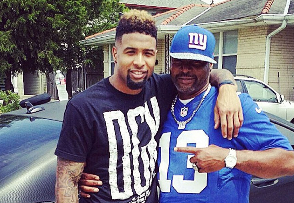 Father's Day | Odell Beckham Jr