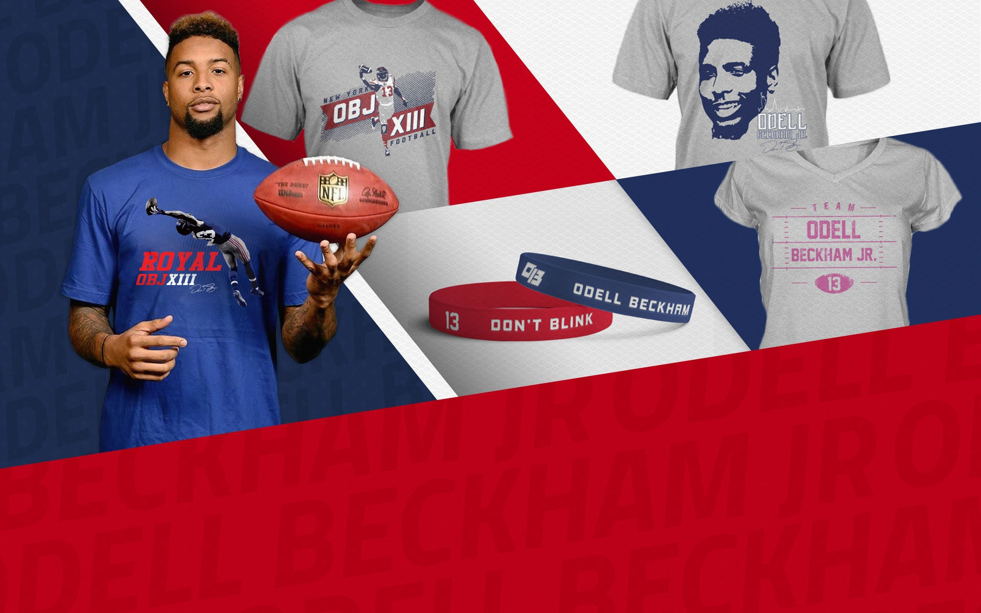 Odell Beckham Jr Apparel