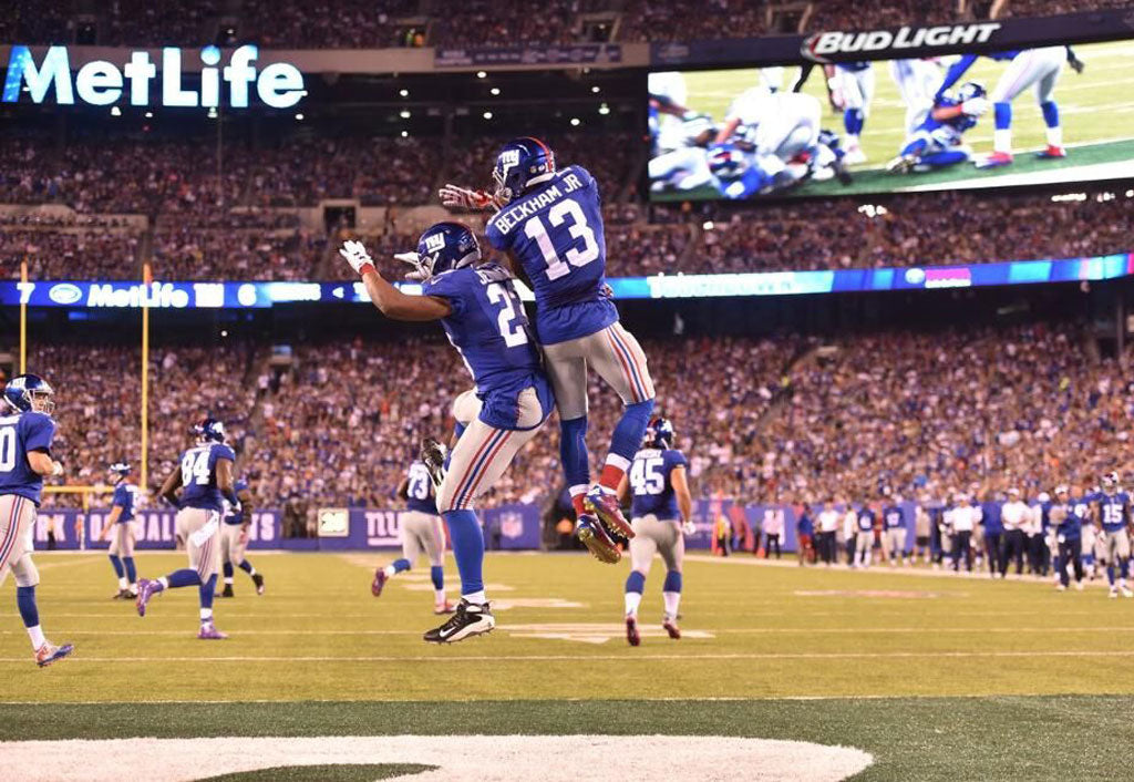 Have To Keep Improving | Odell Beckham Jr