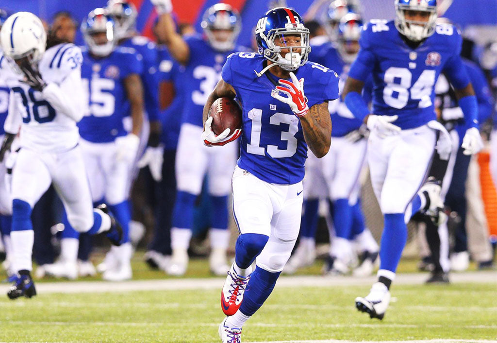 Odell Beckham Jr. now favored to win Rookie of Year | Odell Beckham Jr