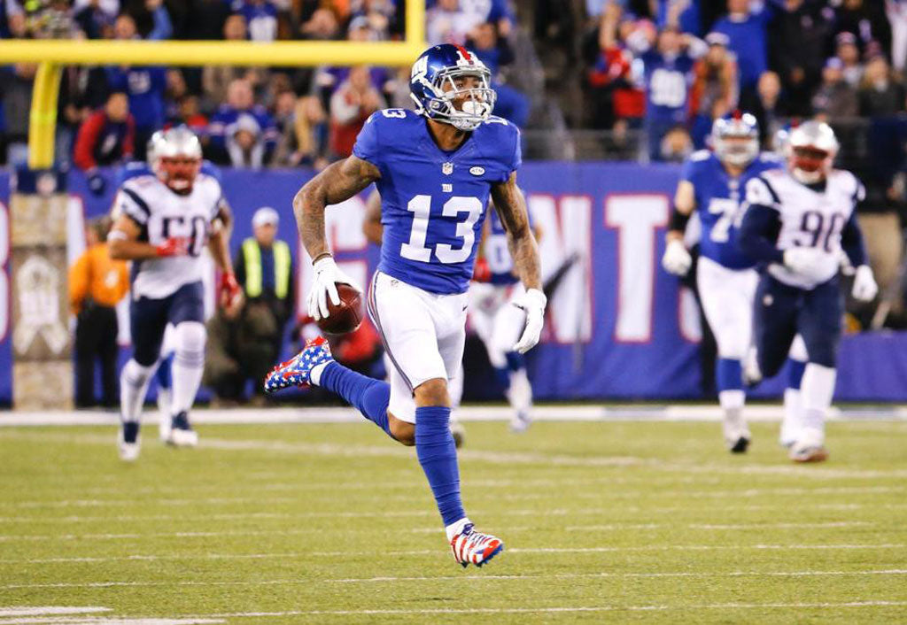 Week 10: Falling Short | Odell Beckham Jr