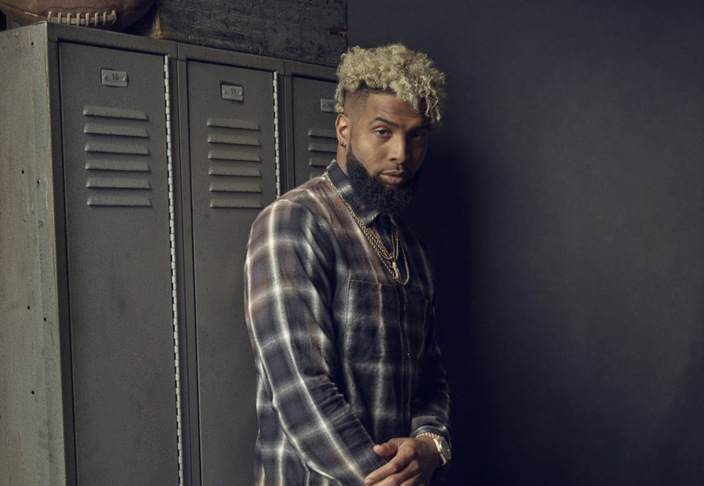 Odell Beckham on Injury, Recovery, and Kobe