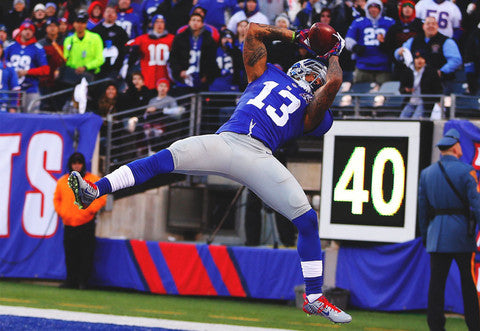 Odell Beckham Jr. sets record for most receiving yards in first 2 seasons | Odell Beckham Jr