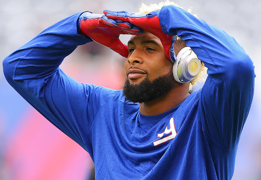 NY Ready to Play LA in London | Odell Beckham Jr