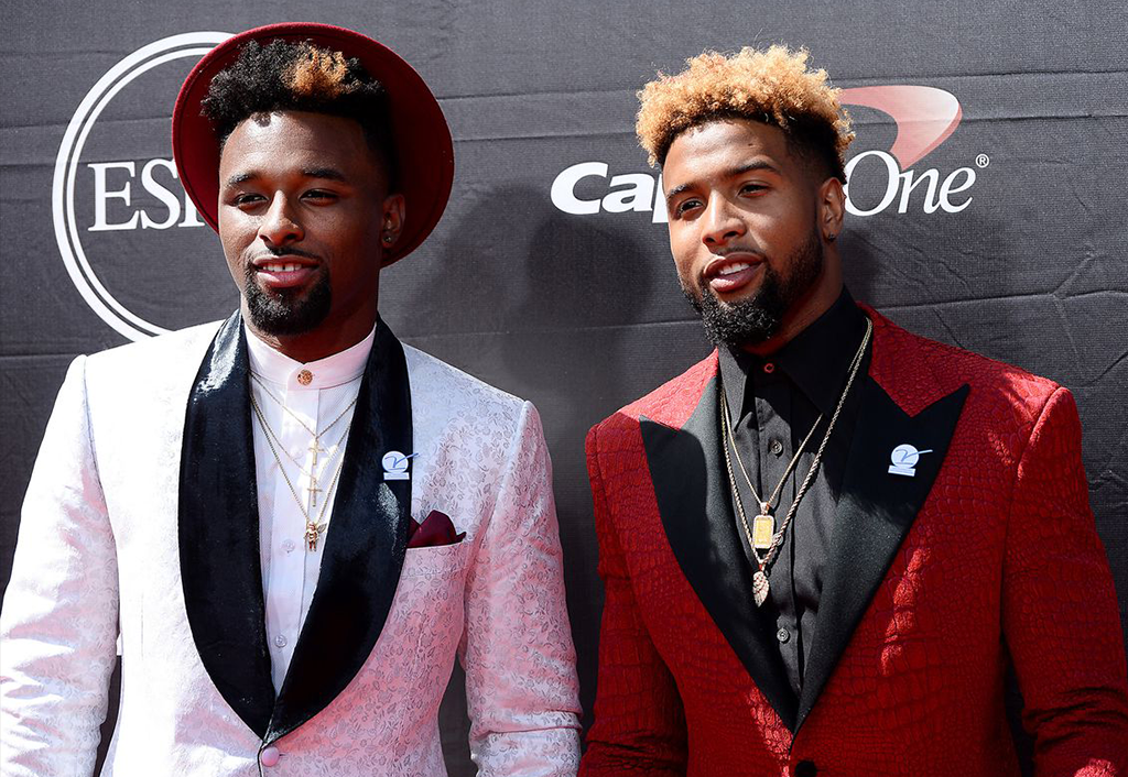 Odell Beckham Jr. Wants His Brother Back